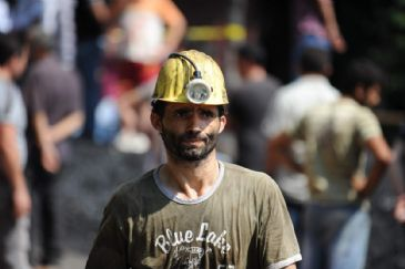 Nine workers were trapped in coal mine in western Black Sea city of Zonguldak on early Tuesday