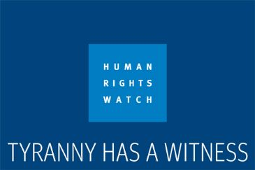 A representative of Human Rights Watch has dismissed accusations of bias by the Egyptian government following