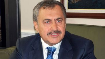 Turkey's water problems are manageable, Minister for Forests and Waterworks Veysel Eroglu said