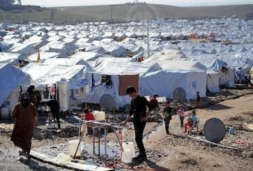 The Syrian National Coalition has announced a scheme to resettle refugees in secure areas controlled by the rebels
