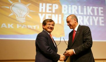 Foreign Minister Ahmet Davutoglu has been nominated to replace President-elect Erdogan as prime minister