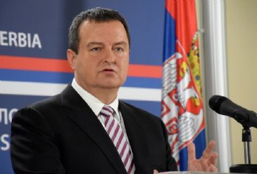 Serbian Minister Ivica Dacic has strongly condemned the International Olympic Committee's decision to fully recognize the Kosovo Olympic Committee