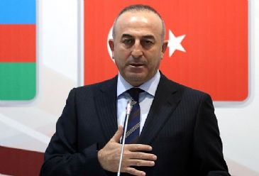 Foreign ministers of Turkey, Azerbaijan, and Georgia met Wednesday in Turkey's northeastern province of Kars to discuss regional cooperation and review decisions taken at previous meetings