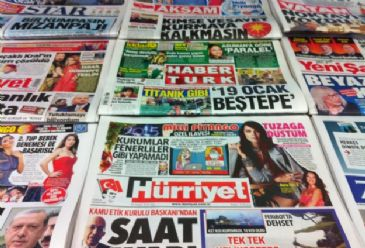 Majority of Tuesday's newspapers cover aftermath of the Italian ferry blaze, bad weather conditions across Turkey and Mehmet Ali Agca's deportation from Italy