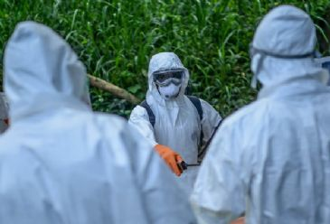 The outgoing head of the UN Mission for Ebola Emergency Response has warned that the world is nowhere near eliminating the dreaded virus