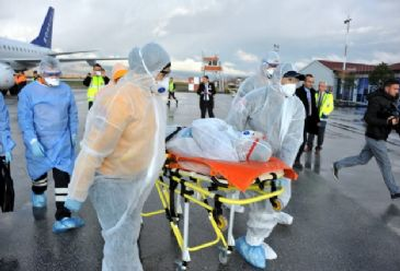 Health worker transferred to German hospital after contact with patient in Sierra Leone