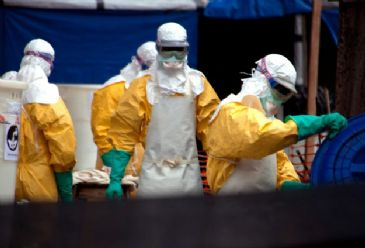 According to the World Health Organization, the death toll from the Ebola outbreak in three West African countries has risen to 8,153