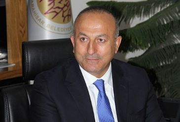 Cavusoglu will visit Turkish Republic of Northern Cyprus Wednesday