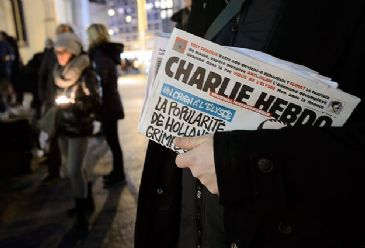World renowned political science professor says he has 'no sympathy' for staff at Charlie Hebdo