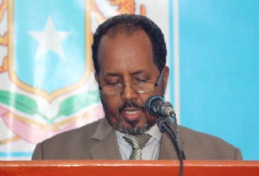 Somali President Hassan Sheikh Mohamud has hailed what he described as 'strong and unwavering commitment' shown by Turkey to developing his embattled country which has been gripped by violence for decades