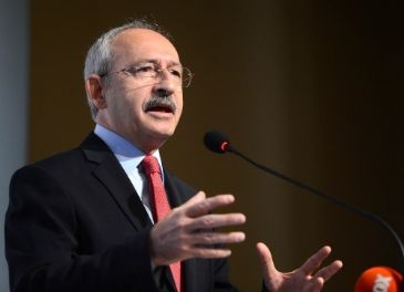 Kemal Kilicdaroglu says unemployment is at the 'highest level' in Turkey