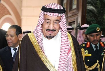 SaudiArabia's King Salman bin Abdulaziz, the firstSaudi monarch to own a Twitter account
