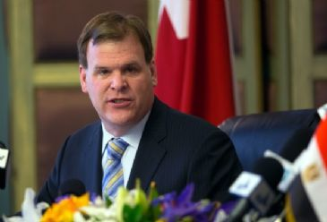 Baird quits day after saying release of Canadian journalist from Egyptian jail was 'imminent.'