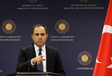 Turkey's foreign ministry spokesperson describes Egypt's denouncement of Turkey's mass death sentence criticism as 'tragicomic'