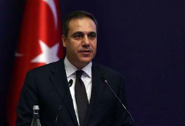 Fidan, 7 Haziran'da yapılacak genel seçimlerde milletvekili aday adayı olmak üzere  Müsteşarlık görevinden istifa etti