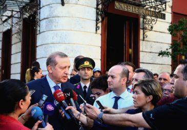 President Erdogan is in Havana as part of his Latin America tour