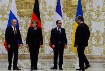 The Organization for Security and Co-operation in Europe has published the signed copy of the cease-fire agreement for Ukraine that was achieved in Minsk