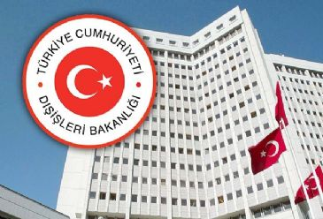 Turkish foreign ministry says Greek authorities expected to act responsibly in terms of both regional security and Turkish-Greek relations
