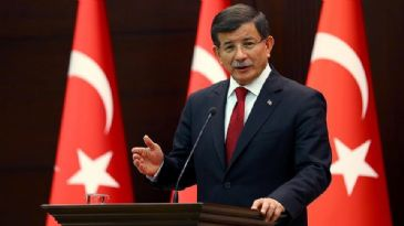 Ahmet Davutoglu says country exercised its 'international right and national duty' in protecting its borders